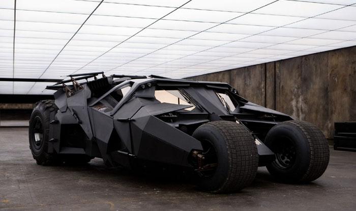 Batman's Tumbler