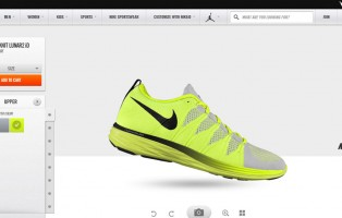create your own Nike