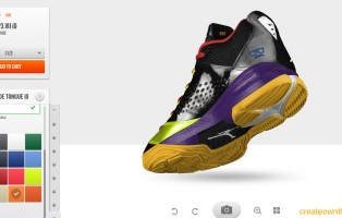 Design Jordan shoes online