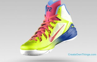 custom basketball shoes