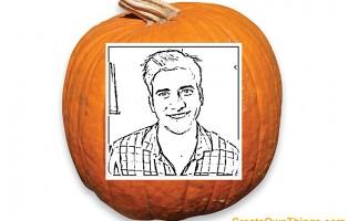 pumpkin stencil design