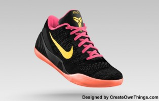 black Kobe Bryant shoes